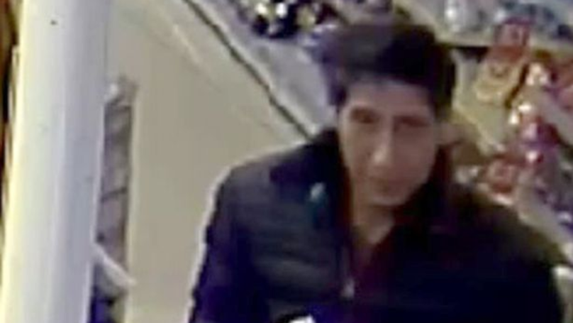 Ross Lookalike Appears In Court For Theft Charges