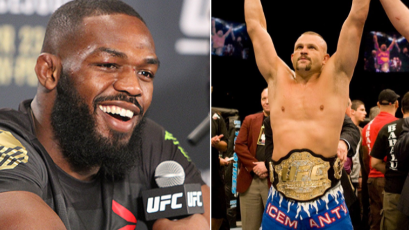 Chuck Liddell Coming Out Of Retirement, Wants Fight With Jon Jones