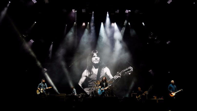 ​Foo Fighters Pay Tribute To AC/DC Guitarist Malcolm Young – And It's Amazing