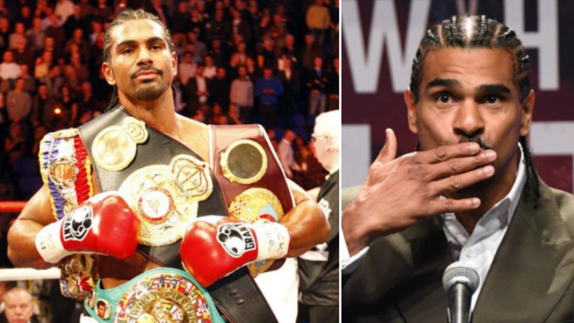 David Haye Announces Retirement From Boxing