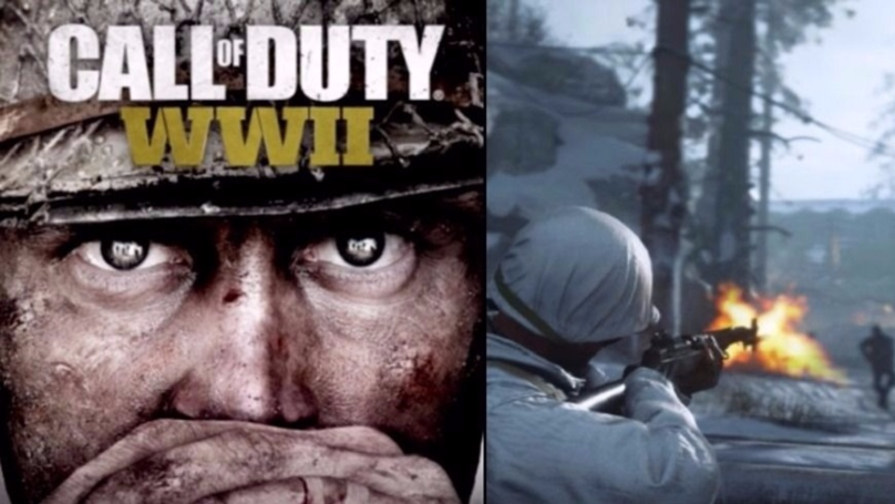 Co-Op Mode In Call Of Duty: WW2 Looks Absolutely Incredible