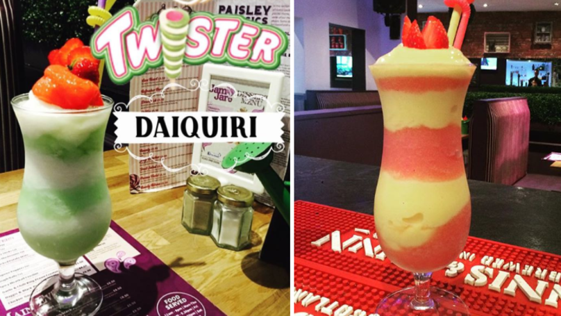 This Bar Is Selling Twister Daquiri Cocktails In Time For Bank Holiday