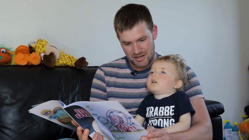 Dad Turns Dying Son Into Superhero In Series Of Books