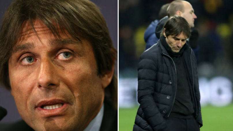 Antonio Conte's E-mail To Chelsea Players Highlights The Instability At The Club Right Now