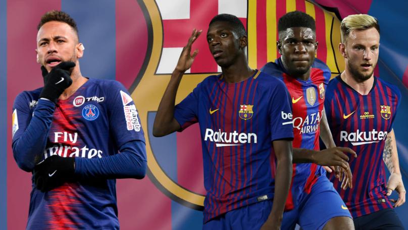 Barcelona In Talks For €100 Million Plus Three Player Deal For Neymar