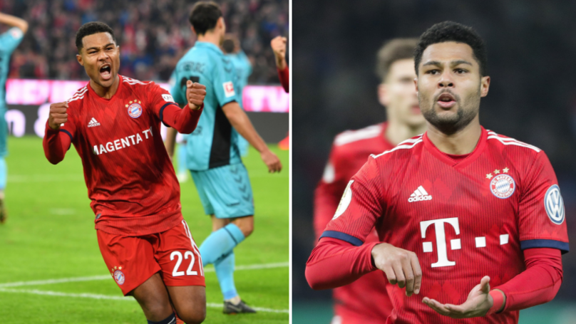 Serge Gnabry Reveals Who He Sees As Liverpool's Most Important Player
