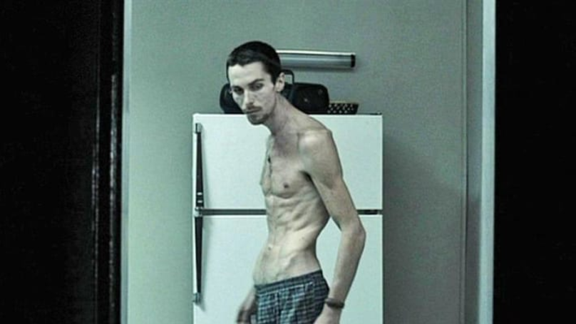 Christian Bale Opens Up About His Experience Filming 'The Machinist'
