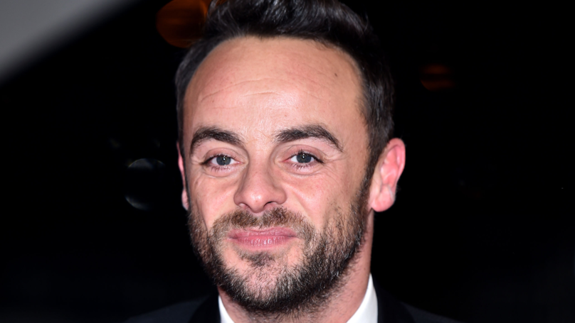 Ant McPartlin Is Returning To Work With Britain's Got Talent Today