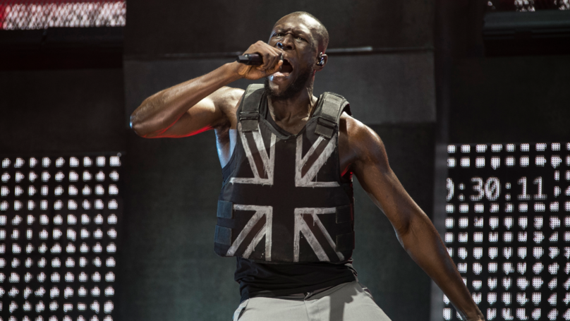 Stormzy Shares Amazing Text From Mum After History-Making Glastonbury Performance