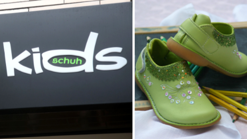 ​Trade In Outgrown Kids' Shoes For A £5 Voucher At Schuh