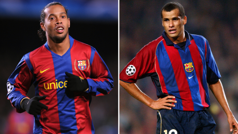 Barcelona To Distance Themselves From Ronaldinho And Rivaldo Over Right Wing Politics