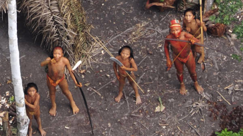 Goldminers Accused Of Murdering 10 Men From Uncontacted Amazon Tribe