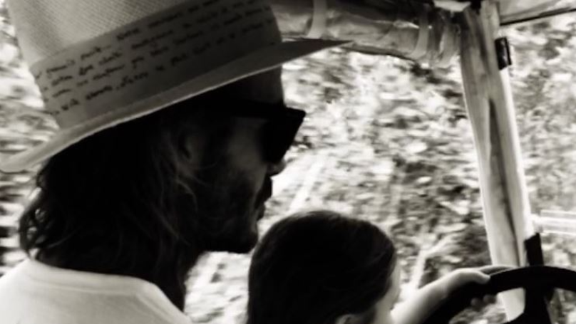 ​David Beckham Letting His Daughter Drive A Golf Cart Has Received A Mixed Reaction