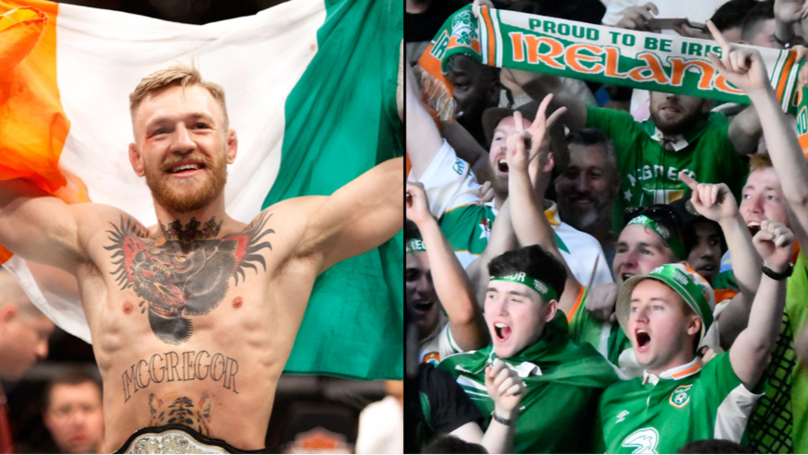 SBG Head Coach Wants To See Conor McGregor Fight Nate Diaz On St Patrick's Day