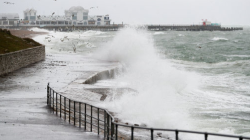 Storm Freya Is Due To Hit The UK With 80mph Winds