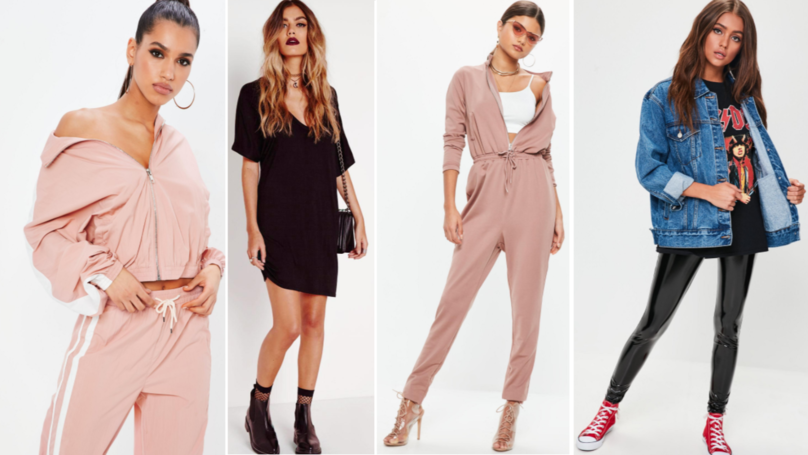 Missguided Launches \u0027Airport Outfit\u0027 Sections Perfect For Summer