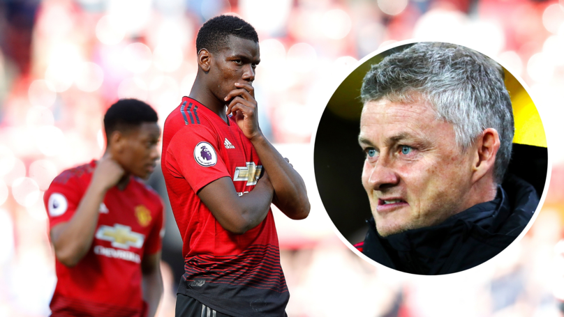 Paul Pogba Ready To 'Go On Strike' To Push Through A Transfer To Real Madrid