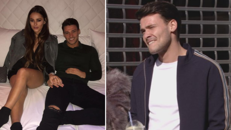 Fans Call For Myles Barnett To Be Sacked From TOWIE Following Abuse Scenes