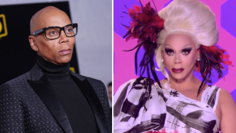RuPaul Under Fire For 'Bipolar Joke' On Drag Race
