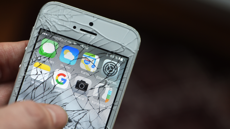 This New Material Could Be The Answer To Shattered Phone Screens
