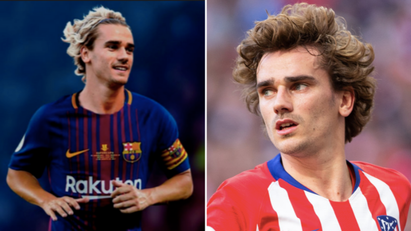 Antoine Griezmann's Transfer To Barcelona Is A 'Done Deal'