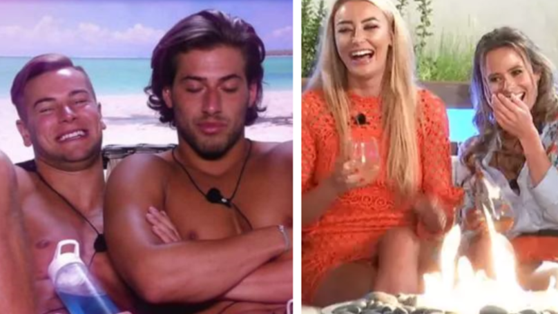 Love Island Fans, Series Three Just Dropped On The ITV Hub