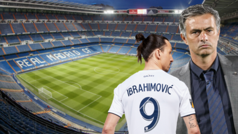 Real Madrid Want To Loan Zlatan Ibrahimovic And Appoint Jose Mourinho As Manager