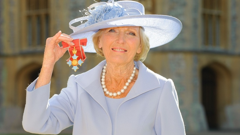 Mary Berry's Life Before Great British Bake Off Is Pretty Astounding