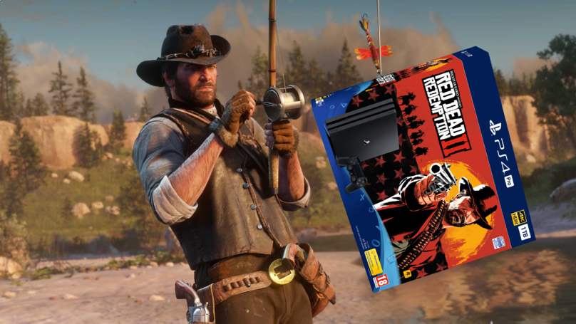 New Red Dead Redemption 2 Trailer Boasts PS4 Early Access Content