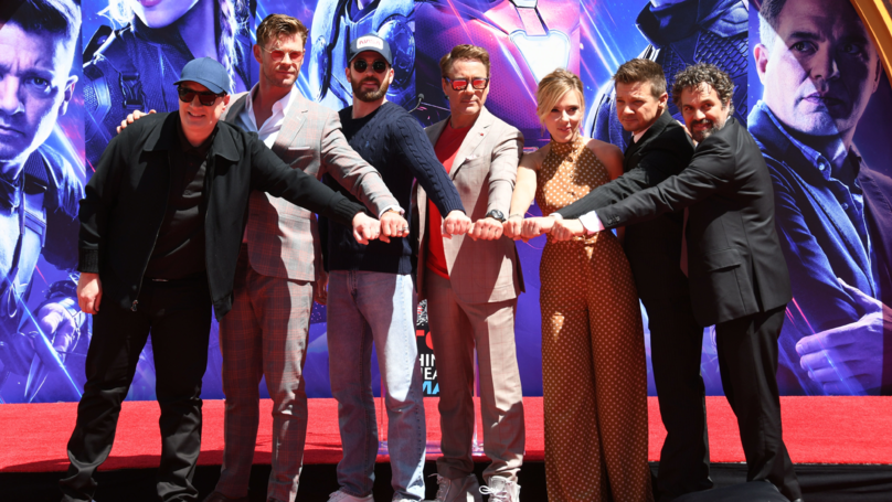 Kevin Feige Confirms There'll Be No Avengers Films In MCU Phase Four