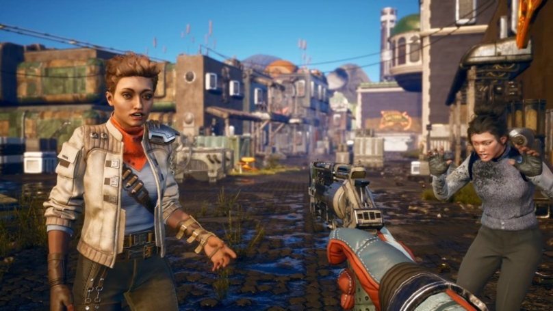 Release Date For 'The Outer Worlds' Appears Then Disappears On Steam