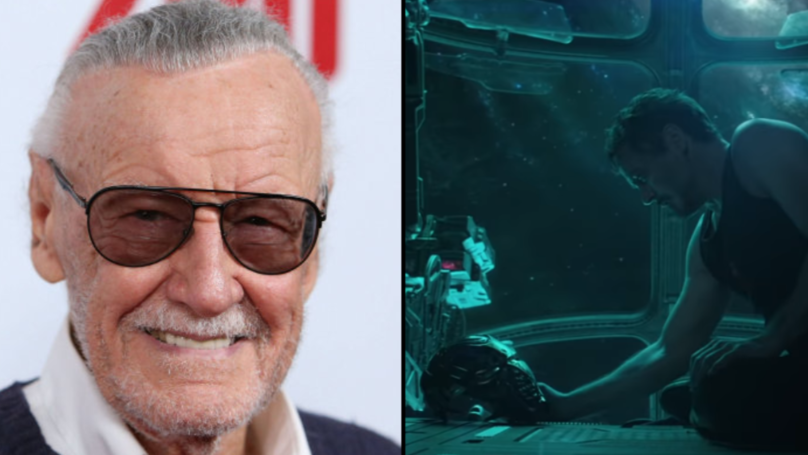 There Might Be A Beautiful Tribute To Stan Lee In The 'Avengers 4' Trailer