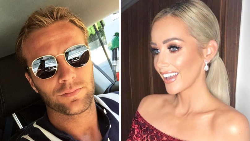 Laura Anderson Is 'Dating' Love Island Series One Winner Max Morley