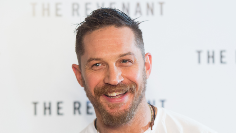 Tom Hardy Reciting A Bane Speech To His Dog Is Amazing