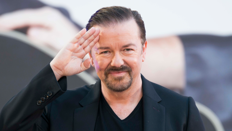 Ricky Gervais Says People Who Throw Milkshakes At Politicians 'Deserve A Smack'