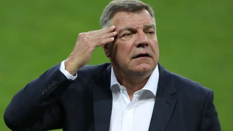 Sam Allardyce Is No Longer The England Football Team Manager