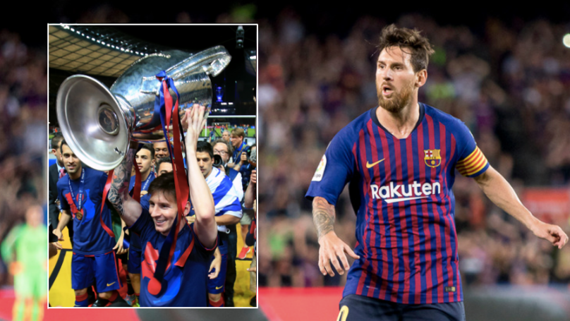 The Theory Behind Why Barcelona Will Win The Champions League This Season