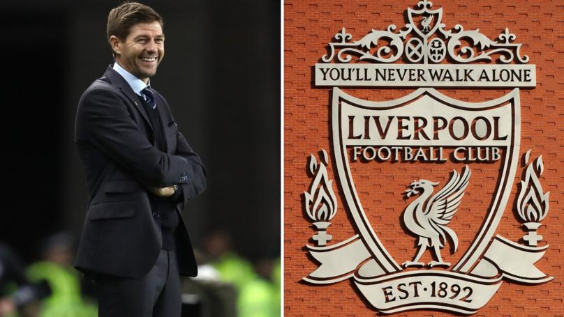 Rangers Fans Urge Steven Gerrard To Sign Liverpool Star On Loan
