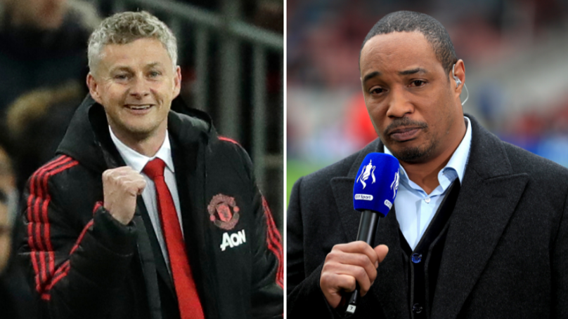 Paul Ince Plays Down Ole Gunnar Solskjaer Impact At Manchester United