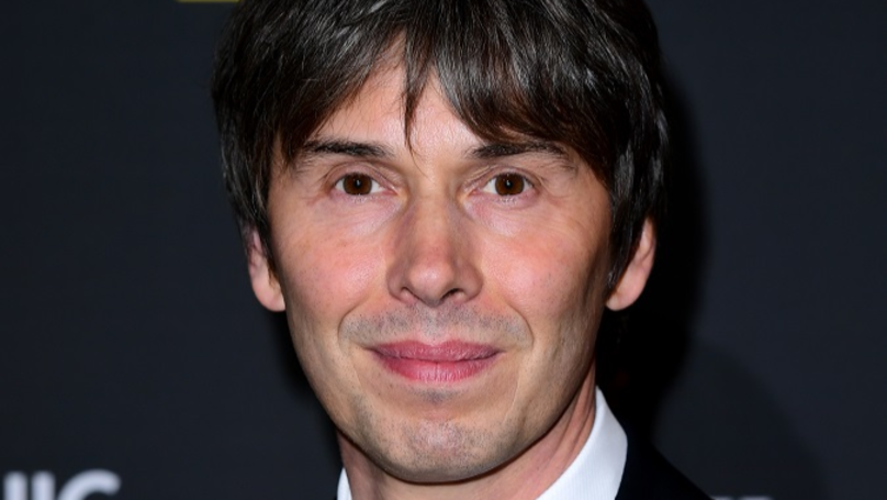Professor Brian Cox Hilariously Shoots Down Flat Earther B.o.B