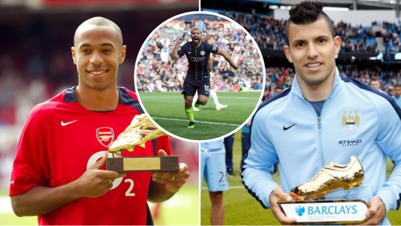 Aguero Joins Henry As Only Striker To Score 20+ Goals In Five Straight Premier League Seasons