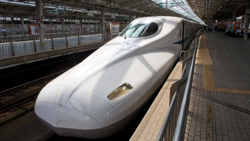 Japanese Train Company Apologises For Train Leaving 20 Seconds Early