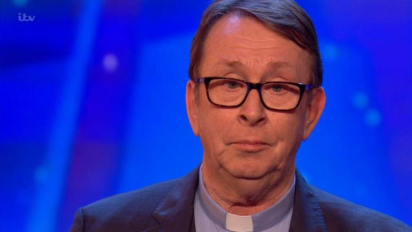 Singing Priest From 'Britain's Got Talent' Has Already Released Two Albums