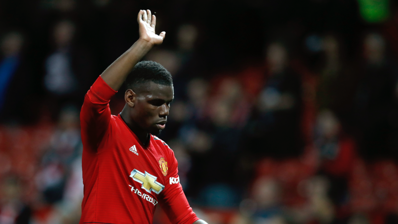 Manchester United Want £160 Million For Paul Pogba