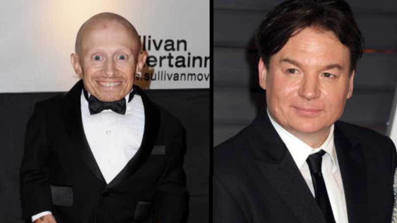 Mike Myers Tells Jimmy Kimmel He Misses Verne Troyer In Touching Interview