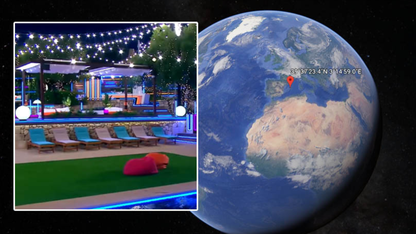 Google Maps: See The Love Island Villa On Google Maps