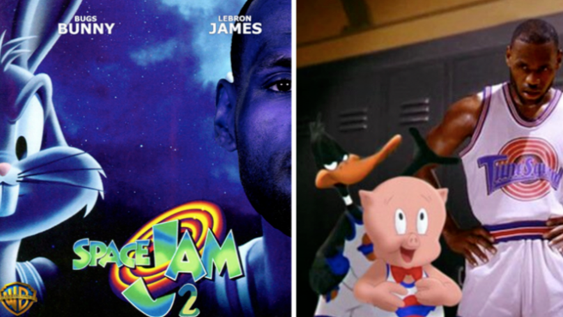 ​LeBron James Confirms Space Jam 2 To Start Filming This Summer