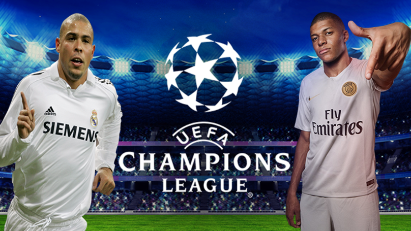 Kylian Mbappé Equals Ronaldo's Goalscoring Record In The Champions League
