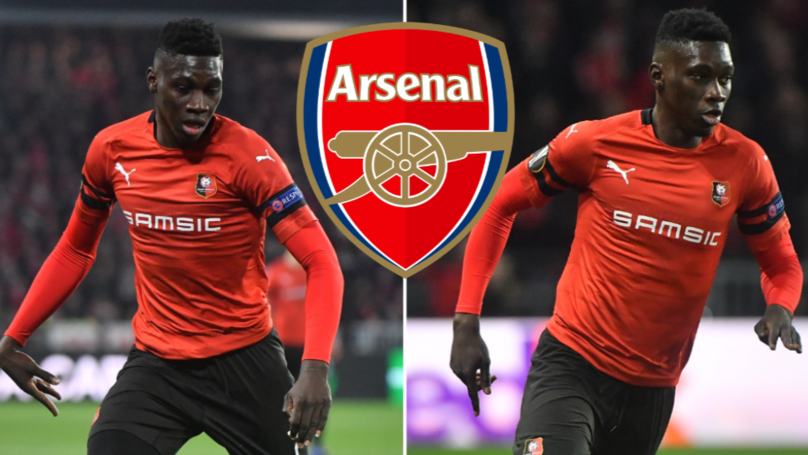 Arsenal Hold 'Preliminary Talks' With Rennes Over Ismaila Sarr