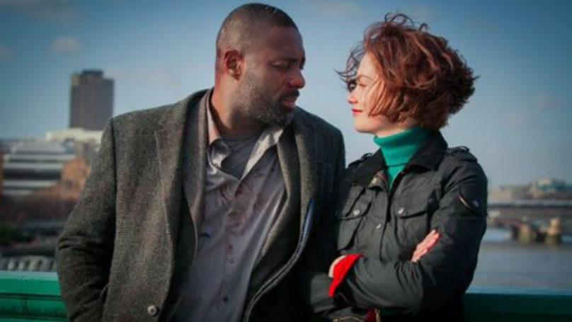 Idris Elba Says Filming 'Luther' Is 'Grim'